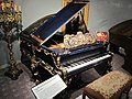 Liberace's Steinway grand piano - Liberace Museum.jpg