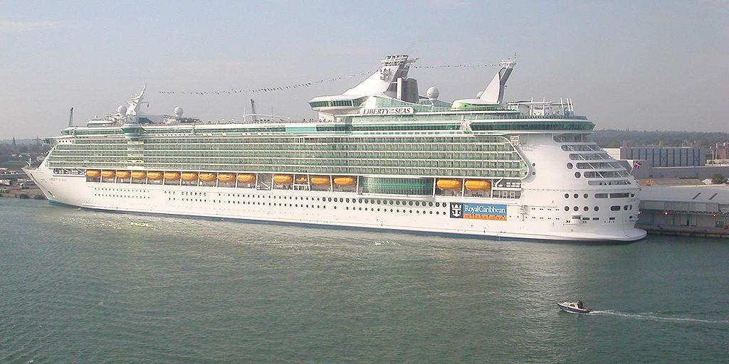 Liberty Of The Seas 22-04-2007