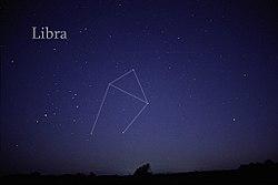 Libra (constellation) - Wikipedia