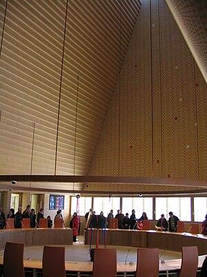 Landtag of Liechtenstein - Image: Liechtenstein Landtag inside