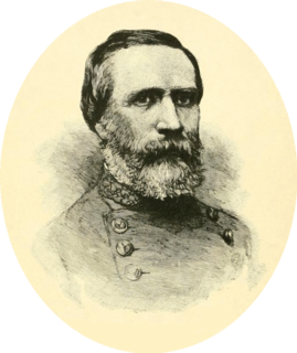 Richard H. Anderson Confederate Army general