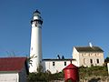 Lighthouse, National Register of Historic Places in Sleeping Bear Dunes National Lakeshore.jpg