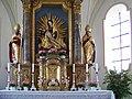 Linden Filialkirche Sankt Maria und Maternus Hochaltar.jpg