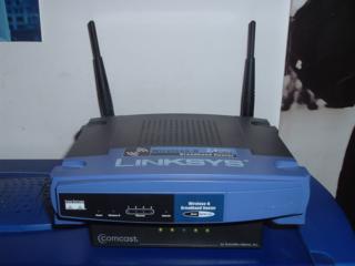 Lynksys router