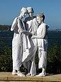 Living statues sydney (9413477258).jpg