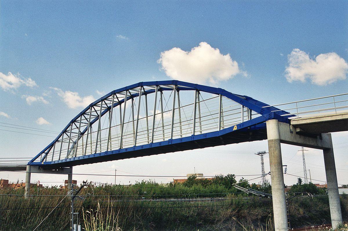 Helix Bridge Gfrp Lleida Pedestrian Bridge Wikipedia