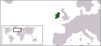 LocationIslandIreland