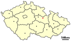 Location of Rudoltice
