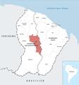 Locator map of Saül 2018.png