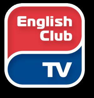 English Club TV - Image: Logo ECTV D Sh