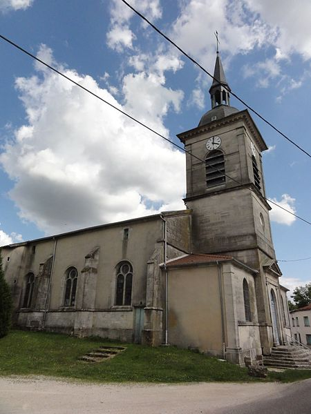 Loisey (Meuse) église