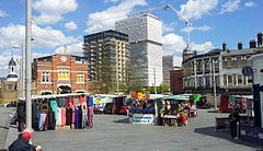 London, Woolwich-Centre, Beresford Square03.jpg