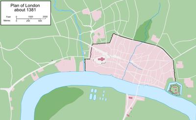 Module Location Map Data City Of London 1300 Wikipedia