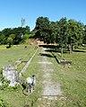 Looking across at Phara Ouk pagoda from Mong Khong Shwe pagoda (cropped).jpg