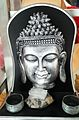 Lord Buddha Wallpaper - A representation of lord Buddha's visage.jpg