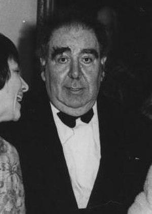 Arnold Goodman, Baron Goodman - Lord Goodman, 1974