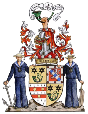 Baron Inverclyde - Arms of the Lord Iverclyde