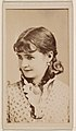 Lotta, from the Actresses series (N245) issued by Kinney Brothers to promote Sweet Caporal Cigarettes MET DP859015.jpg