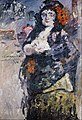 Lovis Corinth - Carmencita, Portrait of Charlotte Berend-Corinth in Spanish Dress - Google Art Project.jpg