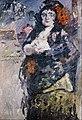 Lovis Corinth - Carmencita, Portrait of Charlotte Berend-Corinth in Spanish Dress - Google Art Project.jpg