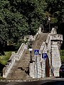 Lower section of Jezsuita Stairs, Budapest halaszbastya 01 011 002.jpg