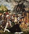 Lucas Cranach d.Ä. - Das Martyrium der heiligen Katarina (Ráday Library, Budapest).jpg