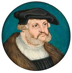 Frederik de Wijze (1486-1525), keurvorst van Saksen