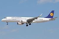 D-AECG - E190 - Lufthansa