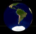 Lunar eclipse from moon-1992Jun15.png