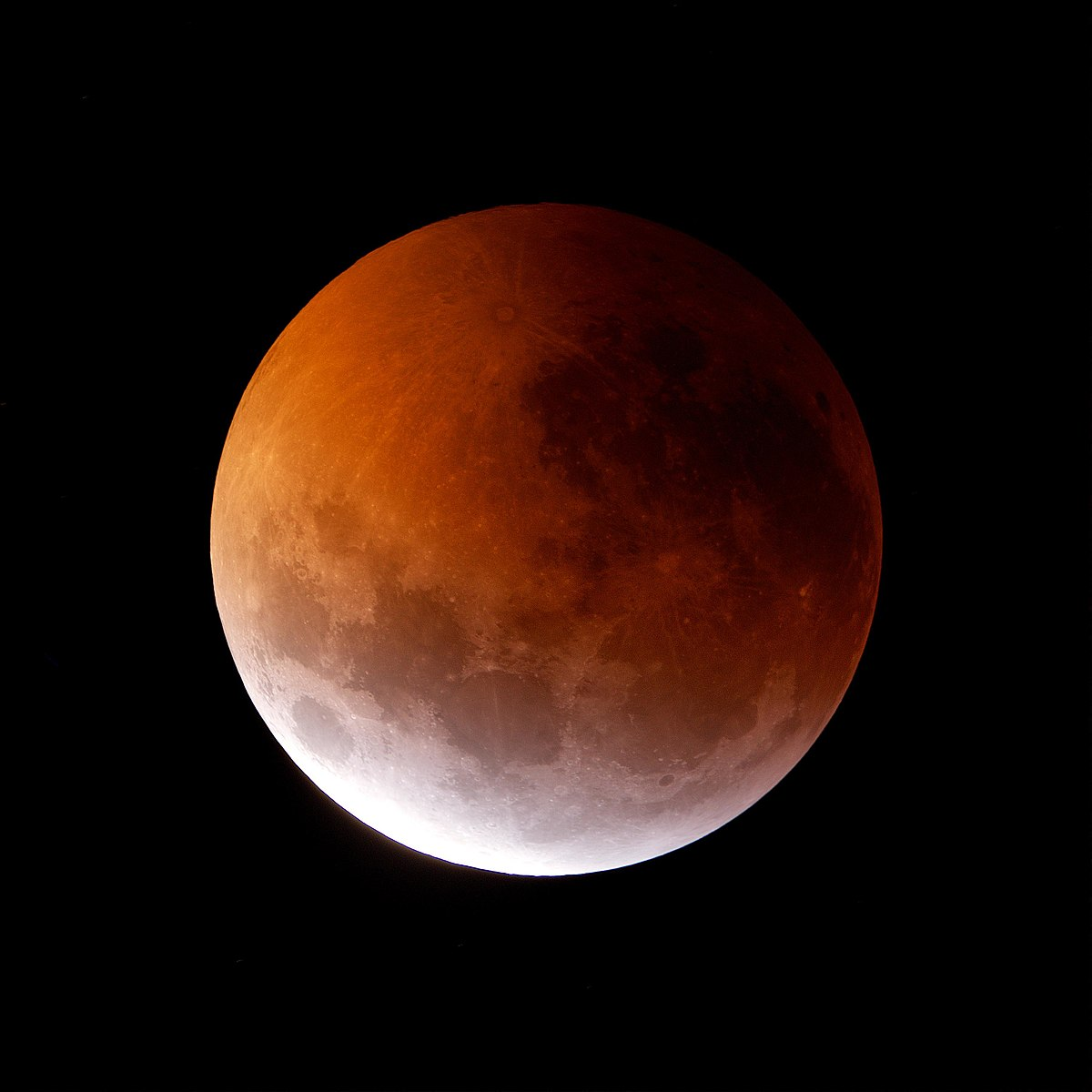 Calendario Lunar 2020 Espana.Eclipse Lunar Wikipedia La Enciclopedia Libre
