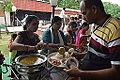Lunch Distribution - Rawatpura Sarkar Ashram - Chitrakoot - Satna 2014-07-05 6427.JPG