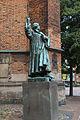 Lutherdenkmal - Marktkirche Hu 06.jpg