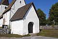 Lychgate na igrexa de Alskog.jpg