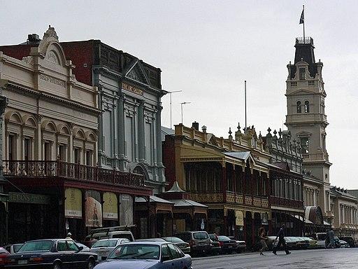 Lydiard Street, Ballarat - panoramio