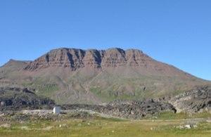 Qeqertarsuaq - Lyngmarksfjeldet