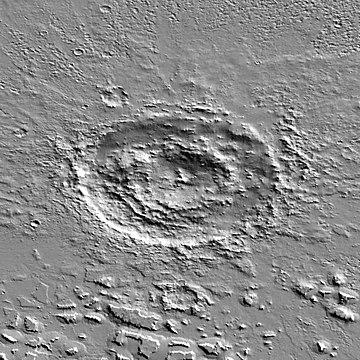 Lyot Martian crater 600km.jpg