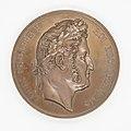 Médaille J.F. Domard Louis Philippe roi des Français Revers.jpg