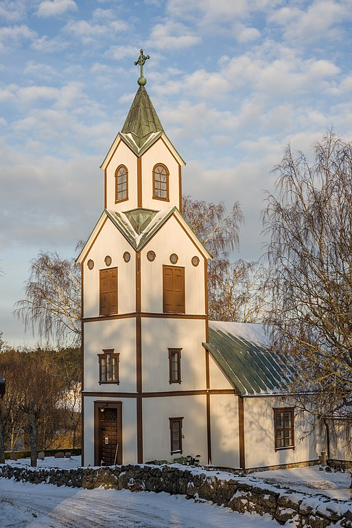 Nmd kyrka - Svenska kyrkan