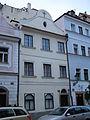 Měšťanský dům U Černého kříže (Hradčany), Praha 1, Úvoz 10, Hradčany.JPG