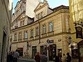 Měšťanský dům U Šedivých (Staré Město), Praha 1, Na Perštýně, Betlémské nám. 17, Staré Město.JPG