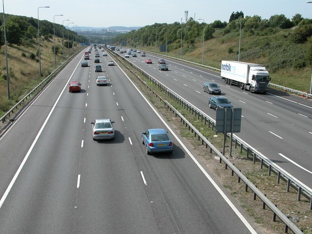 M5 - geograph.org.uk - 238980