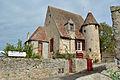 MAISON DES CHANOINES, Forteresse de Bourbon L'Archambault.(Allier).jpg