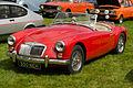 MG A 1600 (1960) (15774760357).jpg