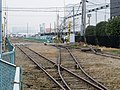 MT-Higashi Nagoyakō Station-Freight yard 1.jpg