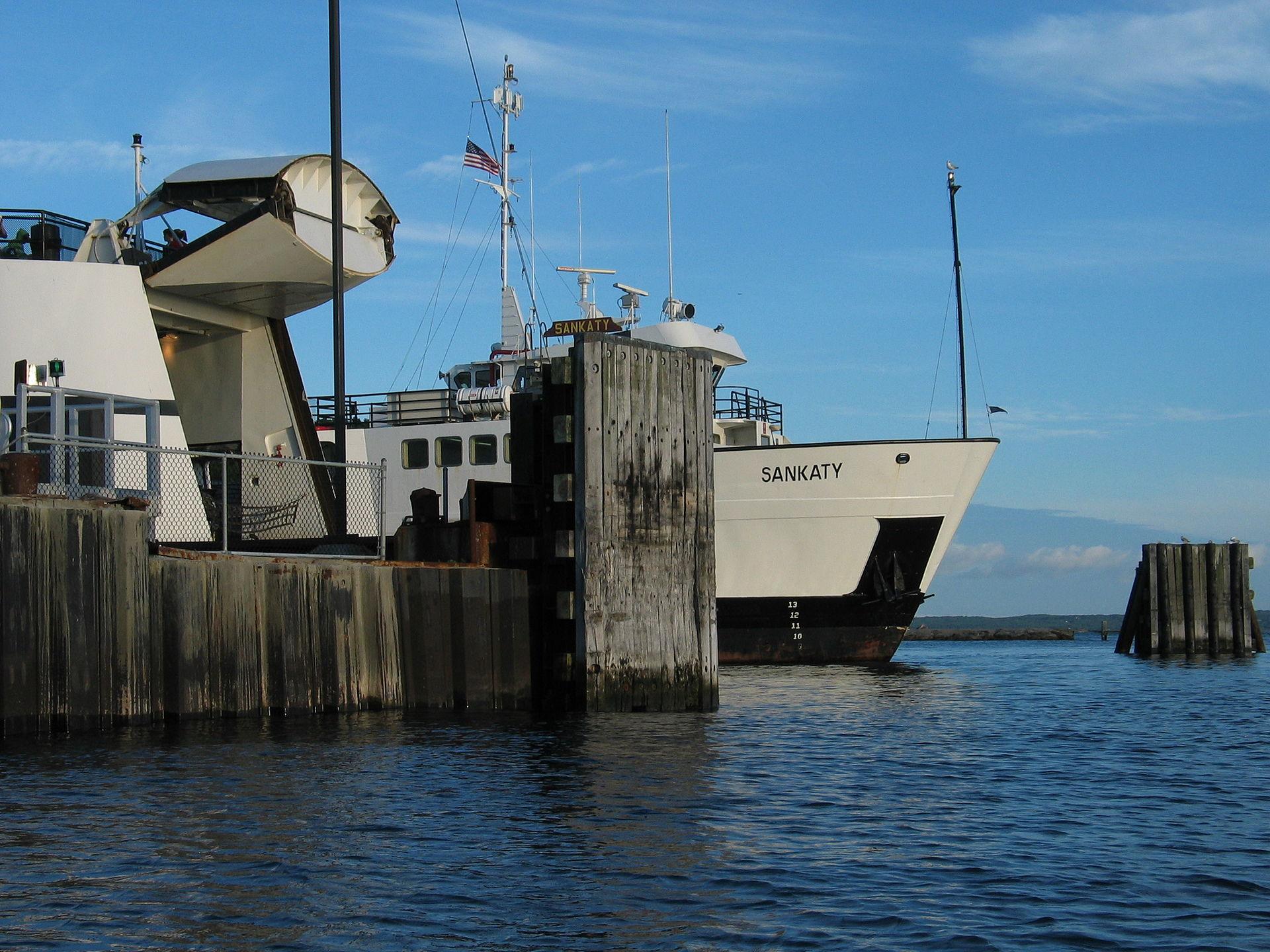 Steamship Authority Mv Island Home