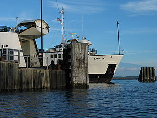 The Woods Hole, Marthas Vineyard and Nantucket Steamship Authority Regulatory body for ferry operations in Massachusetts
