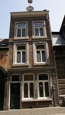 Maastricht - rijksmonument 26940 - Capucijnenstraat 67 20100710.jpg