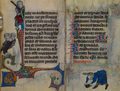 Maastricht Book of Hours, BL Stowe MS17 f087v-f088r.png