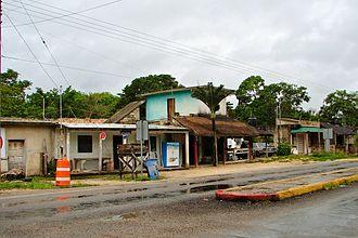 Tulum Municipality - Image: Macario Gomez QR