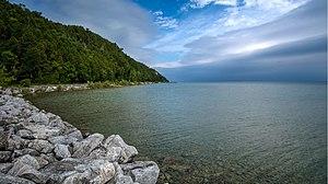 Mackinac Island State Park - Image: Mackinac Island HDR n 8 2